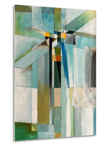 An Abstract Painting-clivewa-Metal Print