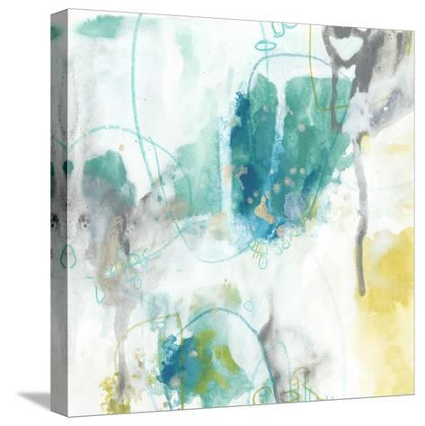 Aquatic Atmosphere II-June Vess-Stretched Canvas Print