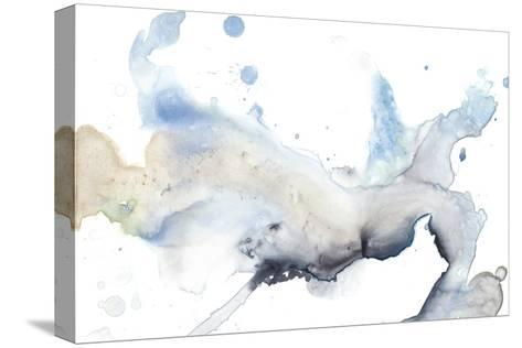 Bloom Cloud I-Jennifer Goldberger-Stretched Canvas Print