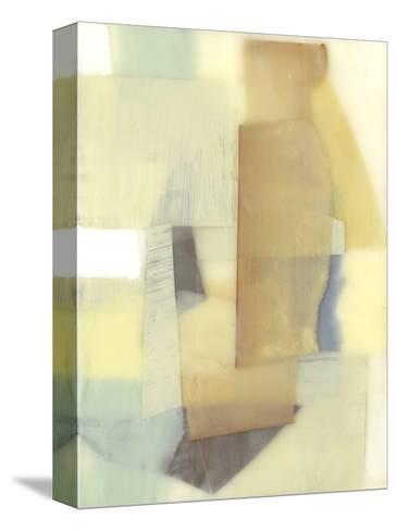 Translucent Layers I-Jennifer Goldberger-Stretched Canvas Print