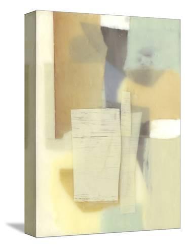 Translucent Layers II-Jennifer Goldberger-Stretched Canvas Print