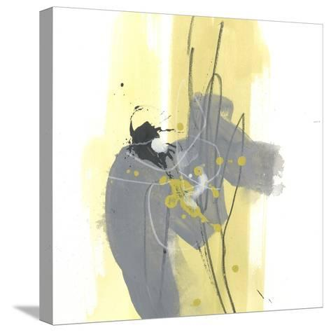 Catch Phrase IV-June Vess-Stretched Canvas Print