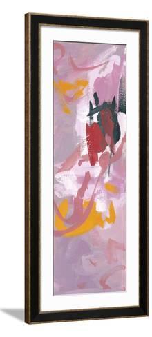 Composition 1b-Melissa Wang-Framed Art Print