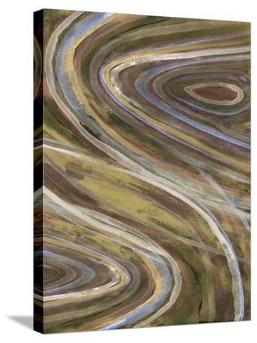 Mineral Overlay I-Alicia Ludwig-Stretched Canvas Print