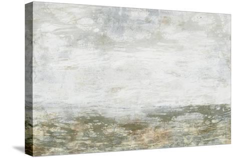Neutral Horizon I-Jennifer Goldberger-Stretched Canvas Print