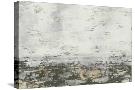 Neutral Horizon II-Jennifer Goldberger-Stretched Canvas Print