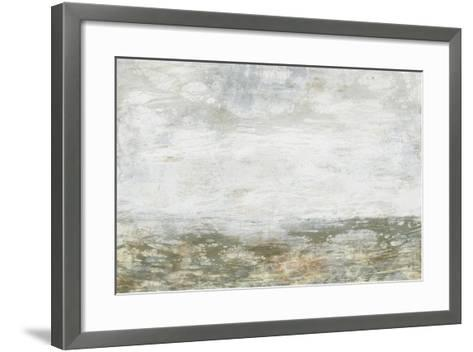 Neutral Horizon I-Jennifer Goldberger-Framed Art Print
