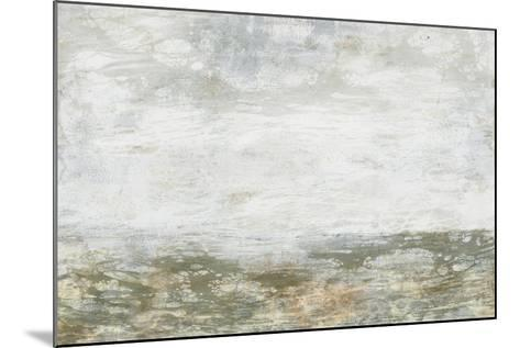 Neutral Horizon I-Jennifer Goldberger-Mounted Art Print