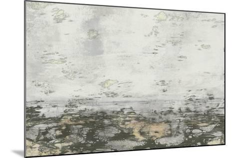 Neutral Horizon II-Jennifer Goldberger-Mounted Art Print