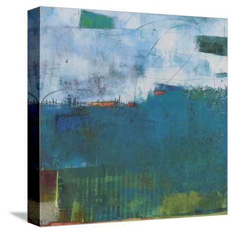 Hey Day II-Sue Jachimiec-Stretched Canvas Print
