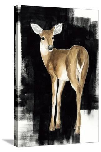 Nocturnal I-Grace Popp-Stretched Canvas Print