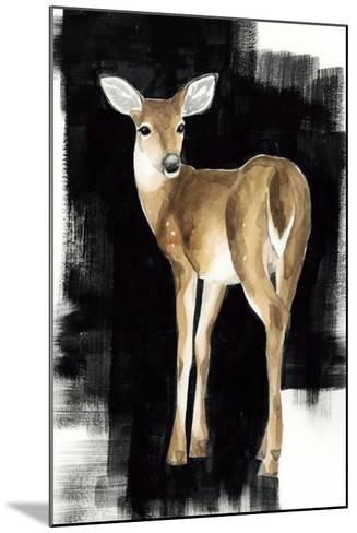 Nocturnal I-Grace Popp-Mounted Art Print