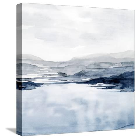 Faded Horizon II-Grace Popp-Stretched Canvas Print