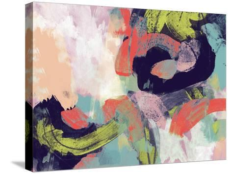 Vibrant Spring II-Studio W-Stretched Canvas Print