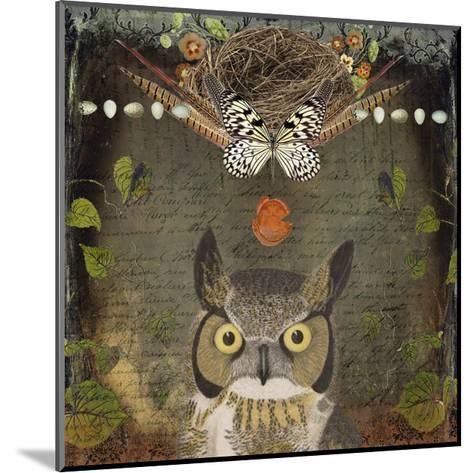 Collected Autumn VI-Sandy Lloyd-Mounted Art Print
