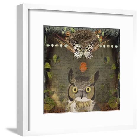 Collected Autumn VI-Sandy Lloyd-Framed Art Print