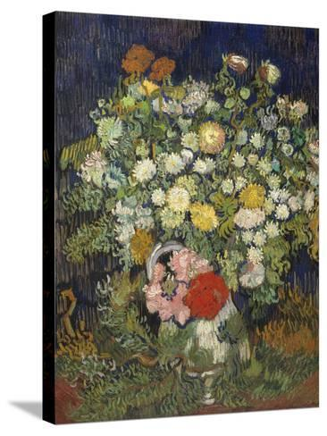 Bouquet of Flowers in a Vase-Vincent van Gogh-Stretched Canvas Print