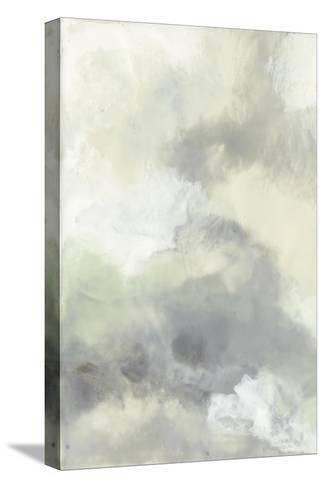 Cloud Impressions I-Jennifer Goldberger-Stretched Canvas Print