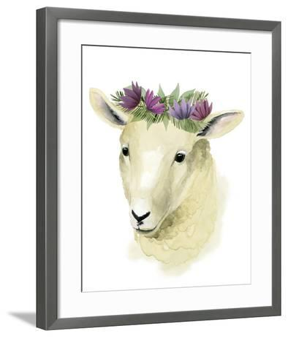 Precious Barnyard IV-Grace Popp-Framed Art Print