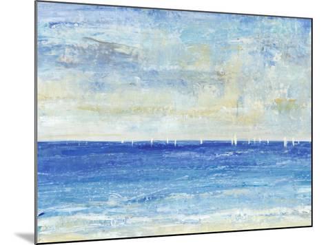A Perfect Day to Sail I-Tim OToole-Mounted Art Print