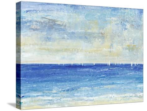 A Perfect Day to Sail I-Tim OToole-Stretched Canvas Print