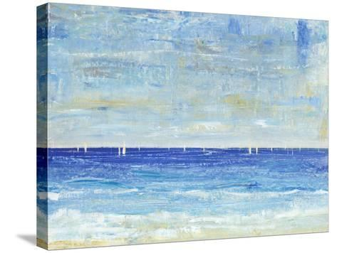 A Perfect Day to Sail II-Tim OToole-Stretched Canvas Print