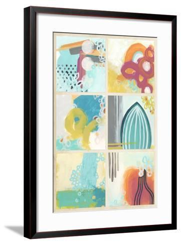 Gallery Petite II-June Vess-Framed Art Print