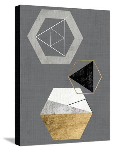 Gather I-Jarman Fagalde-Stretched Canvas Print