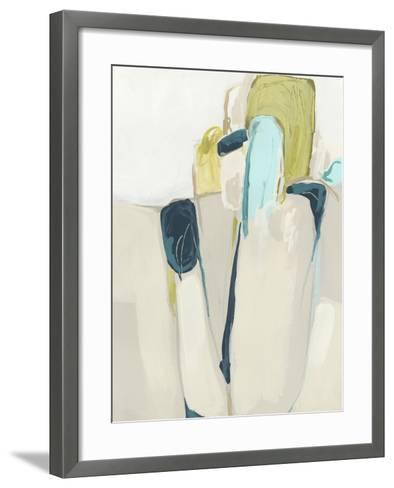 Process Transition I-June Vess-Framed Art Print
