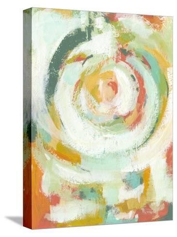 Pop Blossom I-Chariklia Zarris-Stretched Canvas Print