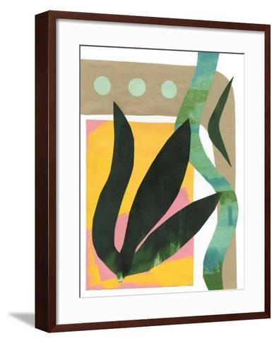 South Beach I-Renee W^ Stramel-Framed Art Print