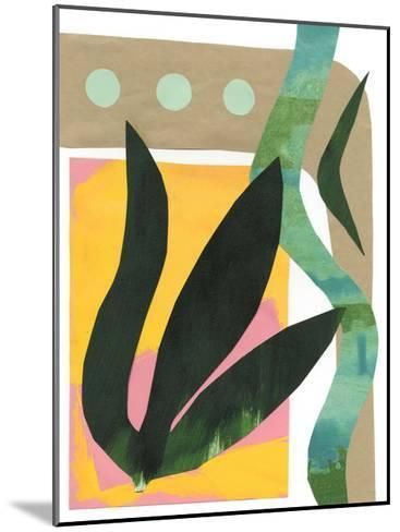 South Beach I-Renee W^ Stramel-Mounted Art Print
