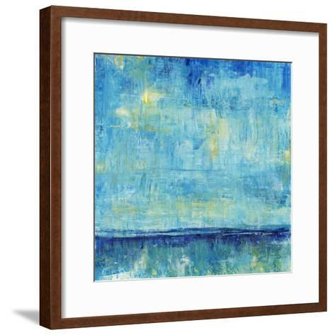 Water Reflections IV-Tim OToole-Framed Art Print