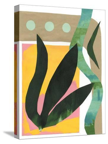 South Beach I-Renee W^ Stramel-Stretched Canvas Print