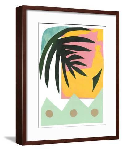 South Beach II-Renee W^ Stramel-Framed Art Print