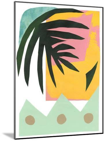 South Beach II-Renee W^ Stramel-Mounted Art Print