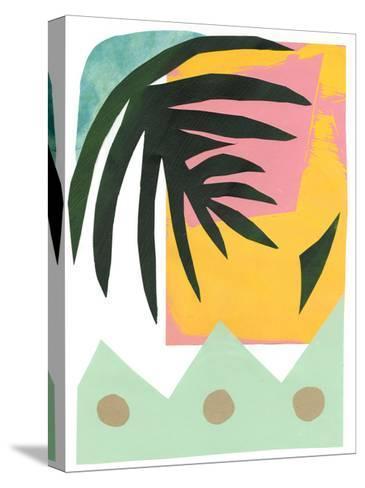 South Beach II-Renee W^ Stramel-Stretched Canvas Print