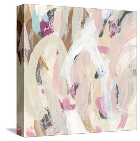 Carnivale IV-June Vess-Stretched Canvas Print