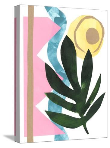 South Beach III-Renee W^ Stramel-Stretched Canvas Print