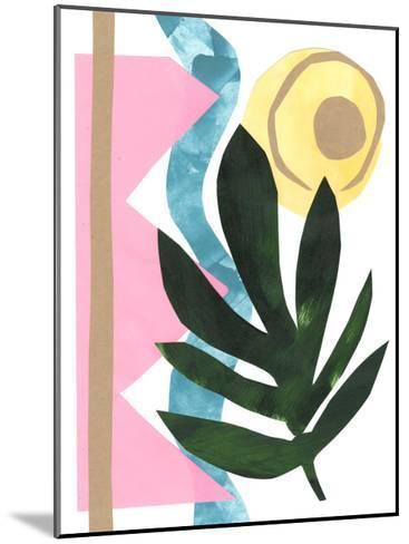 South Beach III-Renee W^ Stramel-Mounted Art Print