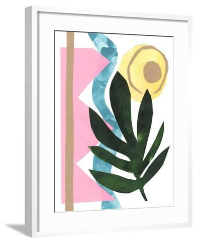 South Beach III-Renee W^ Stramel-Framed Art Print