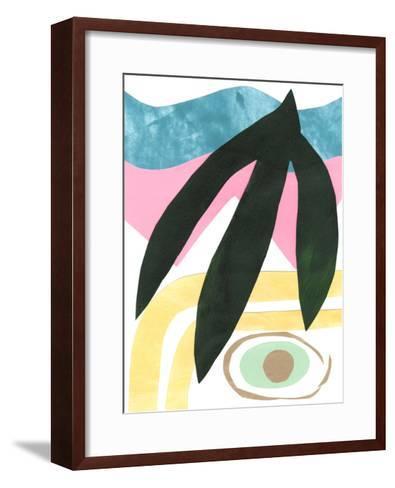 South Beach IV-Renee W^ Stramel-Framed Art Print