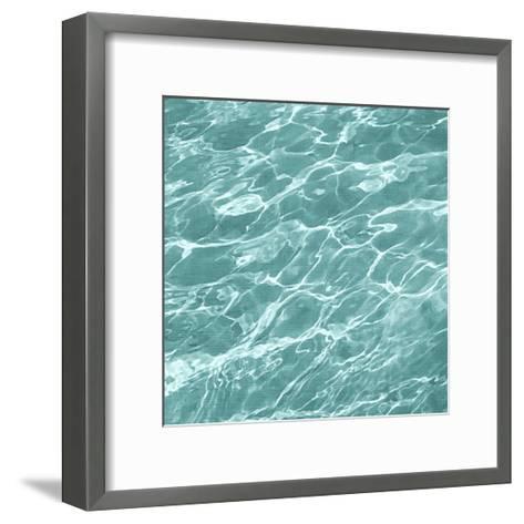 Ripple I-Chariklia Zarris-Framed Art Print