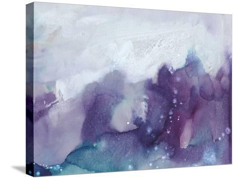 Ice Crystals IV-Joyce Combs-Stretched Canvas Print