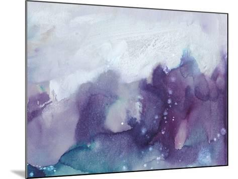 Ice Crystals IV-Joyce Combs-Mounted Art Print