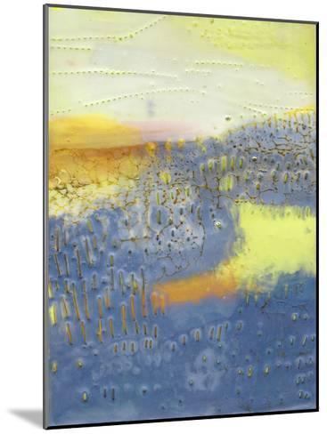Concord II-Sue Jachimiec-Mounted Art Print
