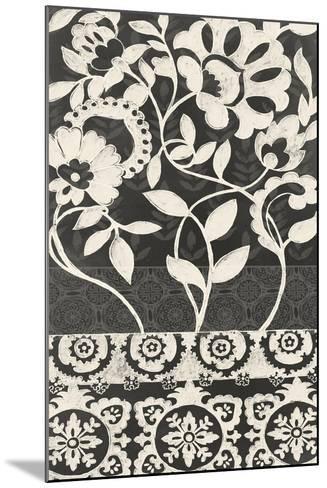 Midnight Batik I-Chariklia Zarris-Mounted Art Print