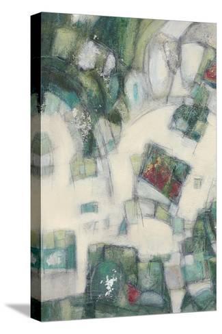 Jigsaw I-Beverly Crawford-Stretched Canvas Print