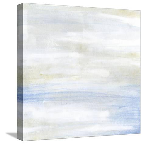 Shore Horizon II-June Vess-Stretched Canvas Print