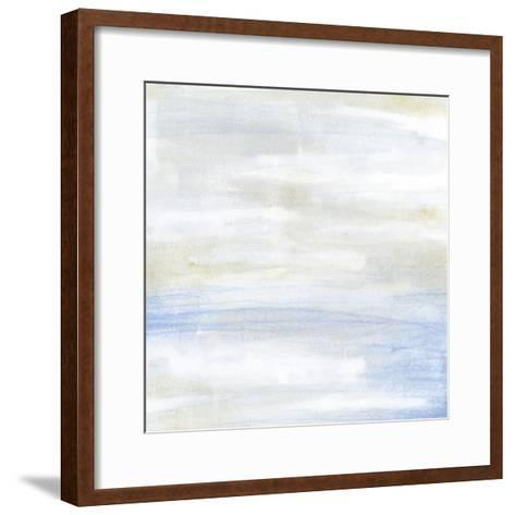 Shore Horizon II-June Vess-Framed Art Print